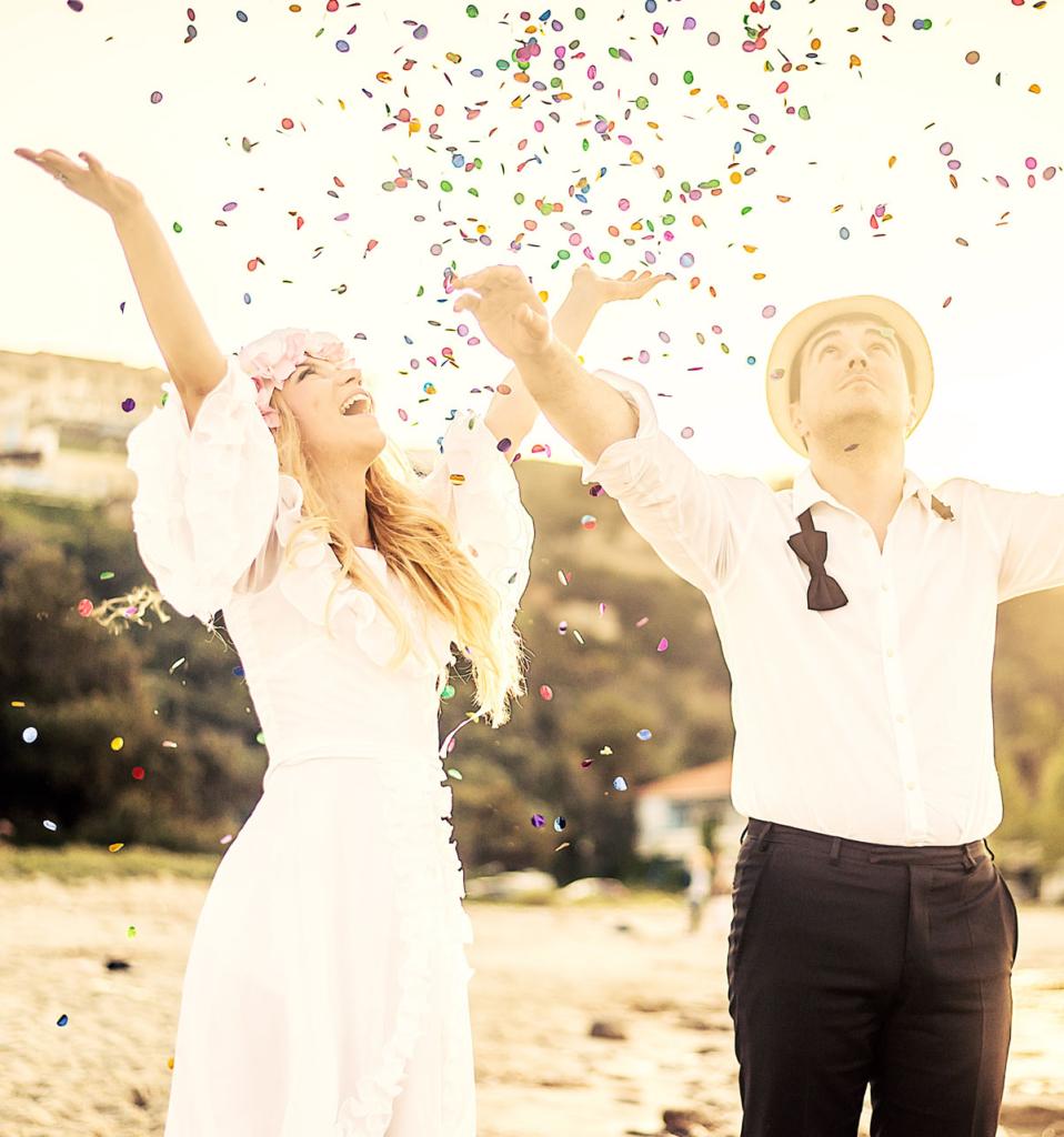 Glücksversprechen Freie Trauungen und Gesang